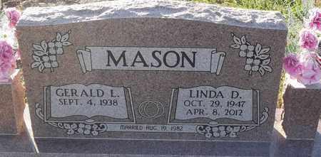 MASON, LINDA D - Delaware County, Oklahoma   LINDA D MASON - Oklahoma Gravestone Photos