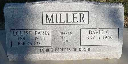 MILLER, LOUISE PARIS - Delaware County, Oklahoma | LOUISE PARIS MILLER - Oklahoma Gravestone Photos