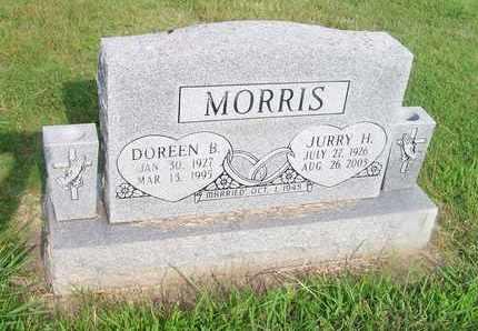 MORRIS, DOREEN B - Delaware County, Oklahoma | DOREEN B MORRIS - Oklahoma Gravestone Photos