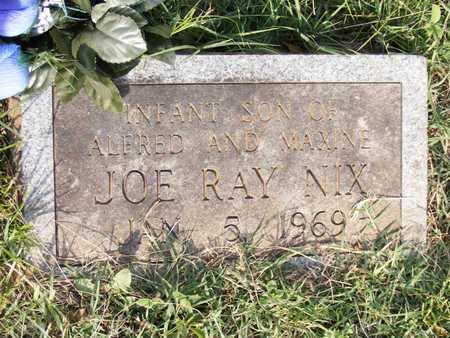 NIX, JOE RAY - Delaware County, Oklahoma | JOE RAY NIX - Oklahoma Gravestone Photos