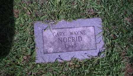 NORRID, GARY WAYNE - Delaware County, Oklahoma   GARY WAYNE NORRID - Oklahoma Gravestone Photos