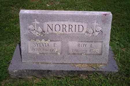 NORRID, ROY L - Delaware County, Oklahoma | ROY L NORRID - Oklahoma Gravestone Photos