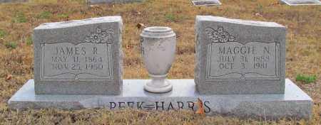 PEEK, MAGGIE N - Delaware County, Oklahoma | MAGGIE N PEEK - Oklahoma Gravestone Photos