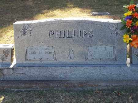 PHILLIPS, R T T - Delaware County, Oklahoma | R T T PHILLIPS - Oklahoma Gravestone Photos