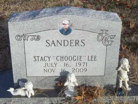 SANDERS, STACY LEE - Delaware County, Oklahoma | STACY LEE SANDERS - Oklahoma Gravestone Photos