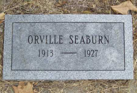SEABURN, ORVILLE - Delaware County, Oklahoma | ORVILLE SEABURN - Oklahoma Gravestone Photos