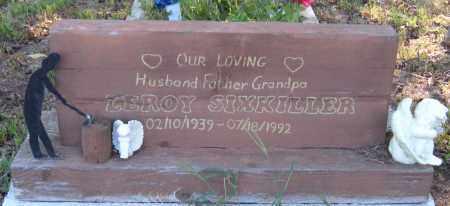 SIXKILLER, LEROY - Delaware County, Oklahoma | LEROY SIXKILLER - Oklahoma Gravestone Photos