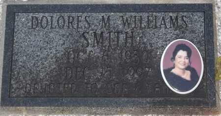 SMITH, DOLORES M - Delaware County, Oklahoma | DOLORES M SMITH - Oklahoma Gravestone Photos