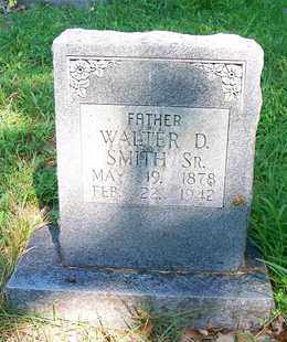 SMITH, WALTER D SR - Delaware County, Oklahoma | WALTER D SR SMITH - Oklahoma Gravestone Photos