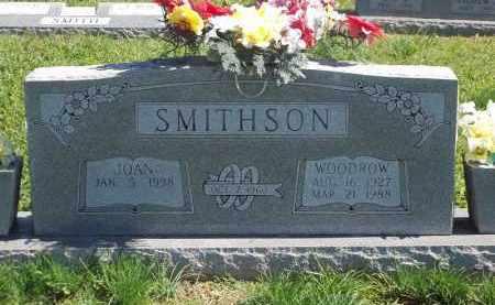 SMITHSON, WOODROW - Delaware County, Oklahoma | WOODROW SMITHSON - Oklahoma Gravestone Photos