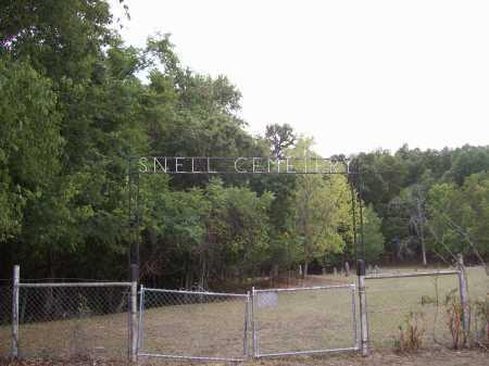 *SNELL CEMETERY, . - Delaware County, Oklahoma | . *SNELL CEMETERY - Oklahoma Gravestone Photos