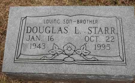 STARR, DOUGLAS L - Delaware County, Oklahoma   DOUGLAS L STARR - Oklahoma Gravestone Photos