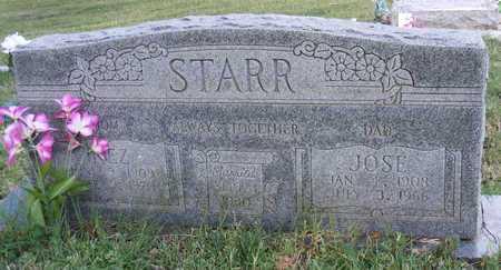 HOGNER STARR, INEZ - Delaware County, Oklahoma   INEZ HOGNER STARR - Oklahoma Gravestone Photos