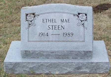 STEEN, ETHEL MAE - Delaware County, Oklahoma | ETHEL MAE STEEN - Oklahoma Gravestone Photos