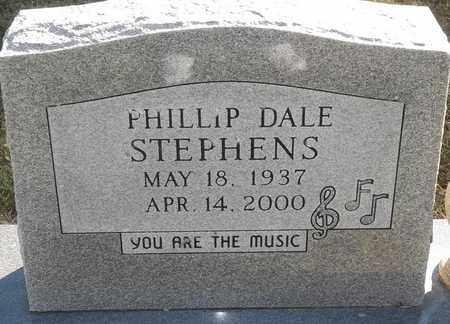 STEPHENS, PHILLIP DALE - Delaware County, Oklahoma | PHILLIP DALE STEPHENS - Oklahoma Gravestone Photos