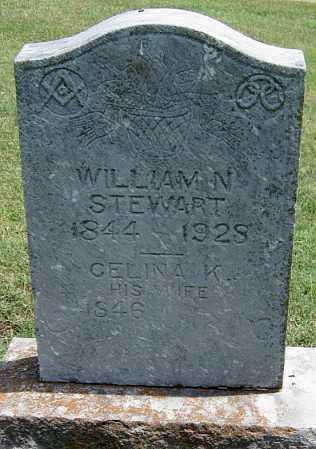 STEWART, WILLIAM NOEL - Delaware County, Oklahoma | WILLIAM NOEL STEWART - Oklahoma Gravestone Photos