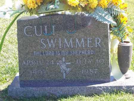 SWIMMER, CULL - Delaware County, Oklahoma | CULL SWIMMER - Oklahoma Gravestone Photos