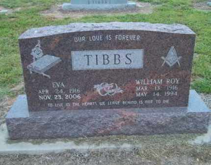 TIBBS, WILLIAM ROY - Delaware County, Oklahoma | WILLIAM ROY TIBBS - Oklahoma Gravestone Photos