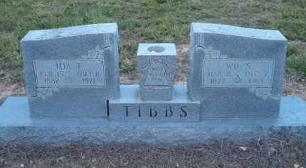 TIBBS, IDA T - Delaware County, Oklahoma | IDA T TIBBS - Oklahoma Gravestone Photos