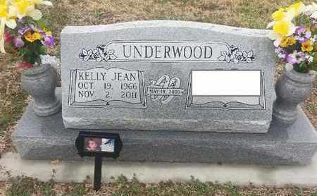 UNDERWOOD, KELLY JEAN - Delaware County, Oklahoma   KELLY JEAN UNDERWOOD - Oklahoma Gravestone Photos