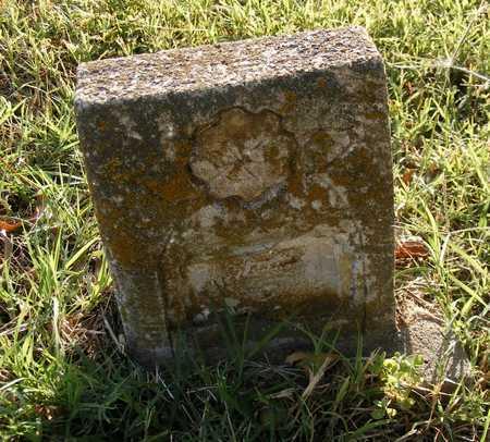 UNKNOWN,  - Delaware County, Oklahoma |  UNKNOWN - Oklahoma Gravestone Photos
