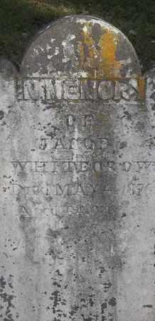 WHITECROW, JACOB - Delaware County, Oklahoma   JACOB WHITECROW - Oklahoma Gravestone Photos