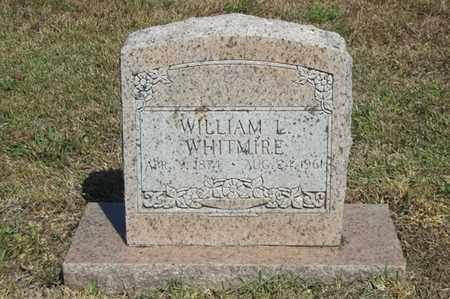 WHITMIRE, WILLIAM L - Delaware County, Oklahoma   WILLIAM L WHITMIRE - Oklahoma Gravestone Photos