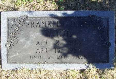 WOOD, FRANKLIN JOHN - Delaware County, Oklahoma | FRANKLIN JOHN WOOD - Oklahoma Gravestone Photos