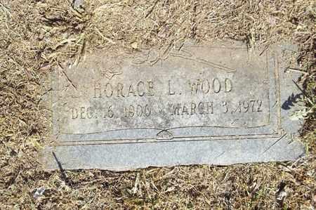 WOOD, HORACE L - Delaware County, Oklahoma | HORACE L WOOD - Oklahoma Gravestone Photos