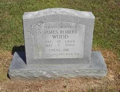 WOOD, JAMES ROBERT - Delaware County, Oklahoma   JAMES ROBERT WOOD - Oklahoma Gravestone Photos