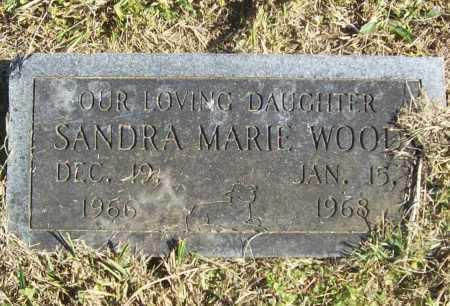 WOOD, SANDRA MARIE - Delaware County, Oklahoma   SANDRA MARIE WOOD - Oklahoma Gravestone Photos