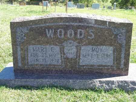 WOODS, ROY - Delaware County, Oklahoma | ROY WOODS - Oklahoma Gravestone Photos