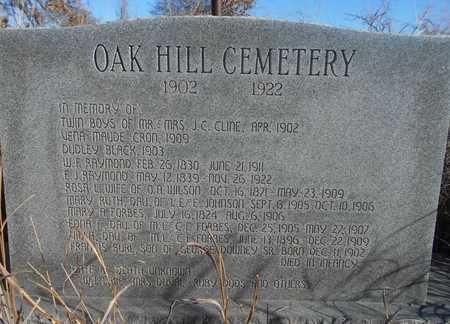 *MEMORIAL,  - Grady County, Oklahoma |  *MEMORIAL - Oklahoma Gravestone Photos
