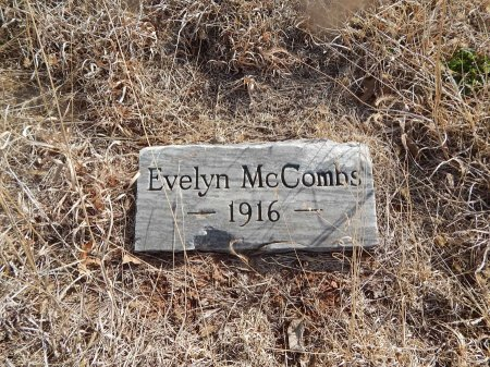 MCCOMBS, EVELYN - Grant County, Oklahoma | EVELYN MCCOMBS - Oklahoma Gravestone Photos