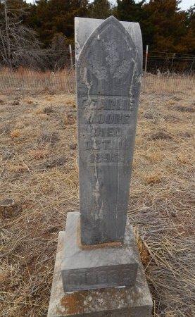 MOORE, PEARLIE - Grant County, Oklahoma   PEARLIE MOORE - Oklahoma Gravestone Photos