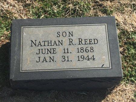 REED, NATHAN R - Grant County, Oklahoma | NATHAN R REED - Oklahoma Gravestone Photos