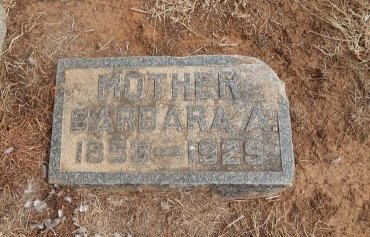 BURCHFIELD RENEAU, BARBARA A - Grant County, Oklahoma | BARBARA A BURCHFIELD RENEAU - Oklahoma Gravestone Photos