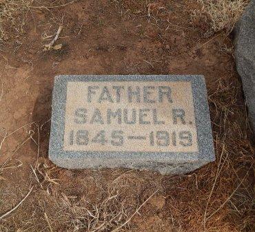 RENEAU, SAMUEL R - Grant County, Oklahoma | SAMUEL R RENEAU - Oklahoma Gravestone Photos