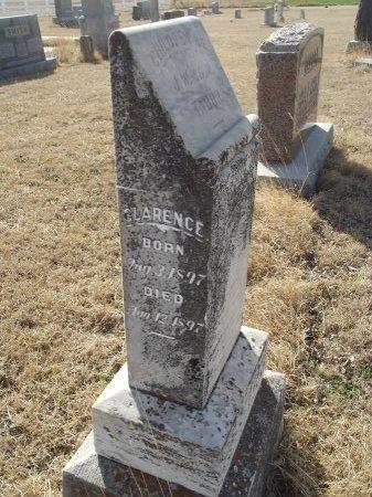 TABOR, CLARENCE - Grant County, Oklahoma | CLARENCE TABOR - Oklahoma Gravestone Photos