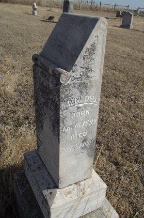 TABOR, HAZEL DELL - Grant County, Oklahoma | HAZEL DELL TABOR - Oklahoma Gravestone Photos