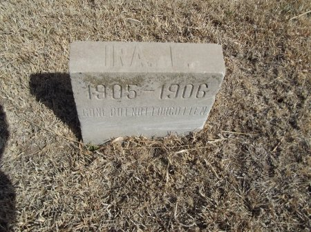 WHITE, IRA L - Grant County, Oklahoma   IRA L WHITE - Oklahoma Gravestone Photos