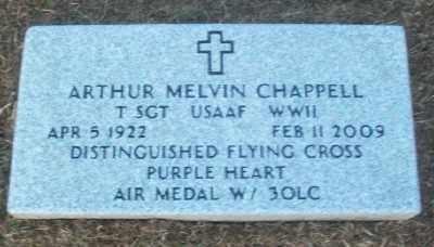CHAPPELL, ARTHUR MELVIN - Haskell County, Oklahoma | ARTHUR MELVIN CHAPPELL - Oklahoma Gravestone Photos
