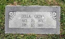 ALFORD CREWS, DELLA KING - Haskell County, Oklahoma   DELLA KING ALFORD CREWS - Oklahoma Gravestone Photos