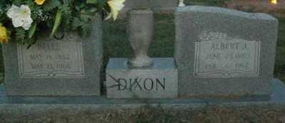 DIXON, BELLE - Haskell County, Oklahoma | BELLE DIXON - Oklahoma Gravestone Photos