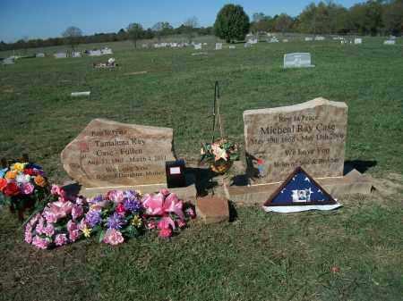 CASE, MICHAEL RAY - Haskell County, Oklahoma | MICHAEL RAY CASE - Oklahoma Gravestone Photos