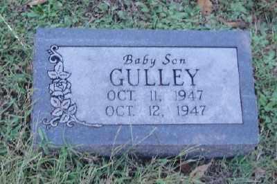 GULLEY, BABY SON - Haskell County, Oklahoma   BABY SON GULLEY - Oklahoma Gravestone Photos
