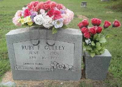 GULLEY, RUBY FLORENCE - Haskell County, Oklahoma   RUBY FLORENCE GULLEY - Oklahoma Gravestone Photos