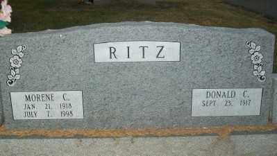 RITZ, MORENE C. - Haskell County, Oklahoma | MORENE C. RITZ - Oklahoma Gravestone Photos