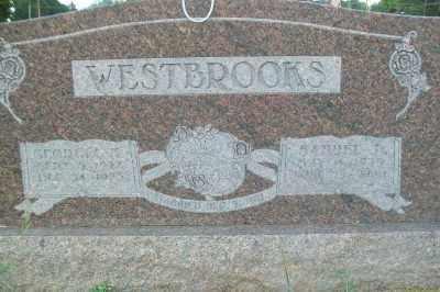 WESTBROOKS, SAMUEL J., SR. - Haskell County, Oklahoma   SAMUEL J., SR. WESTBROOKS - Oklahoma Gravestone Photos