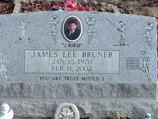 BRUNER, JAMES LEE - Hughes County, Oklahoma | JAMES LEE BRUNER - Oklahoma Gravestone Photos